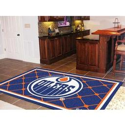 Click here to learn more about the Edmonton Oilers Rug 5''x8''.