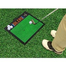 Click here to learn more about the Edmonton Oilers Golf Hitting Mat.
