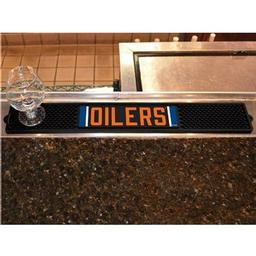 "Click here to learn more about the Edmonton Oilers Drink Mat 3.25""x24""."