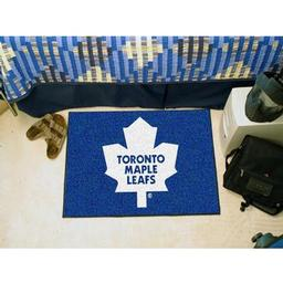 Click here to learn more about the Toronto Maple Leafs Starter Mat.