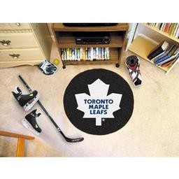 Click here to learn more about the Toronto Maple Leafs Puck Mat.