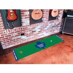 Click here to learn more about the Toronto Maple Leafs Putting Green Mat.