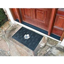 Click here to learn more about the Toronto Maple Leafs Medallion Door Mat.