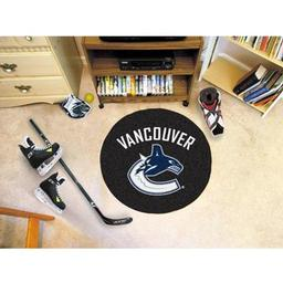 Click here to learn more about the Vancouver Canucks Puck Mat.