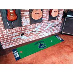 Click here to learn more about the Vancouver Canucks Putting Green Mat.