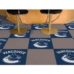 Click here to learn more about the Vancouver Canucks Team Carpet Tiles.
