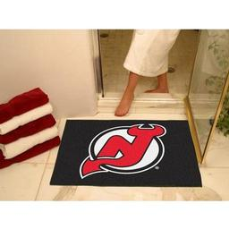 "Click here to learn more about the New Jersey Devils All-Star Mat 33.75""x42.5""."