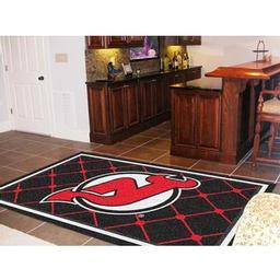 Click here to learn more about the New Jersey Devils Rug 5''x8''.