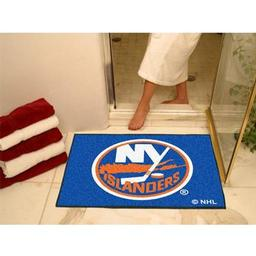"Click here to learn more about the New York Islanders All-Star Mat 33.75""x42.5""."