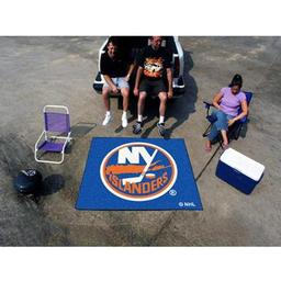Click here to learn more about the New York Islanders Tailgater Rug 5''x6''.