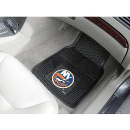 Click here to learn more about the New York Islanders 2-pc Vinyl Car Mat Set.