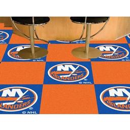 Click here to learn more about the New York Islanders Team Carpet Tiles.