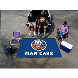 Click here to learn more about the New York Islanders Man Cave UltiMat Rug 5''x8''.