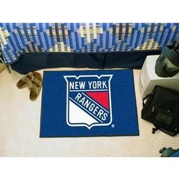 Click here to learn more about the New York Rangers Starter Mat.