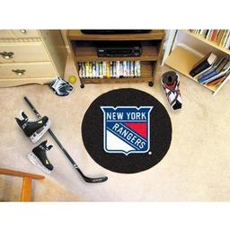 Click here to learn more about the New York Rangers Puck Mat.