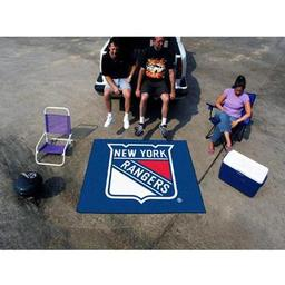 Click here to learn more about the New York Rangers Tailgater Rug 5''x6''.