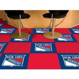 Click here to learn more about the New York Rangers Team Carpet Tiles.