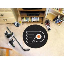 Click here to learn more about the Philadelphia Flyers Puck Mat.