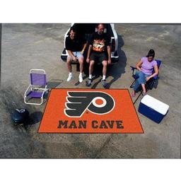 Click here to learn more about the Philadelphia Flyers Man Cave UltiMat Rug 5''x8''.