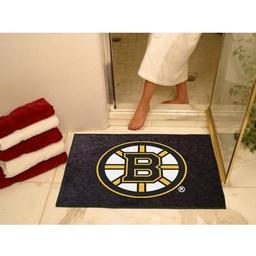 FANMATS NHL Boston Bruins Vinyl Cargo Mat 10958