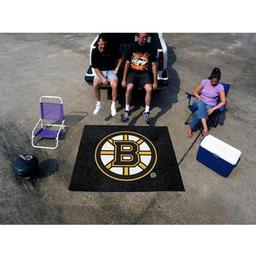 Click here to learn more about the Boston Bruins Tailgater Rug 5''x6''.