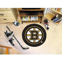 Click here to learn more about the Boston Bruins Puck Mat.