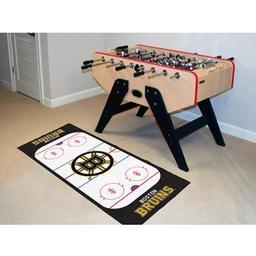 Click here to learn more about the Boston Bruins Rink Runner.
