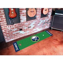 Click here to learn more about the Buffalo Sabres Putting Green Mat.