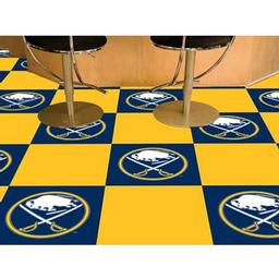 Click here to learn more about the Buffalo Sabres Team Carpet Tiles.