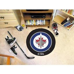 Click here to learn more about the Winnipeg Jets Puck Mat.