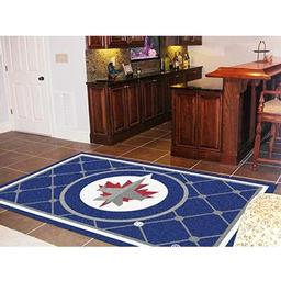 Click here to learn more about the Winnipeg Jets Rug 5''x8''.