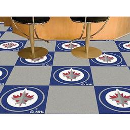Click here to learn more about the Winnipeg Jets Team Carpet Tiles.