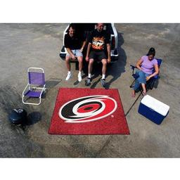 Click here to learn more about the Carolina Hurricanes Tailgater Rug 5''x6''.