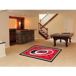 Click here to learn more about the Carolina HurricanesRug 4''x6''.