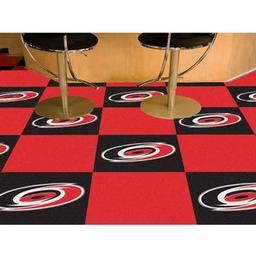Click here to learn more about the Carolina Hurricanes Team Carpet Tiles.