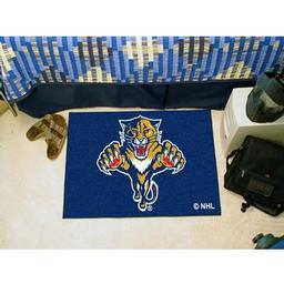 Click here to learn more about the Florida Panthers Starter Mat.