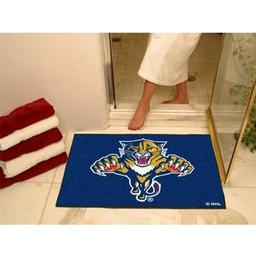 "Click here to learn more about the Florida Panthers All-Star Mat 33.75""x42.5""."
