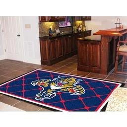 Click here to learn more about the Florida Panthers Rug 5''x8''.