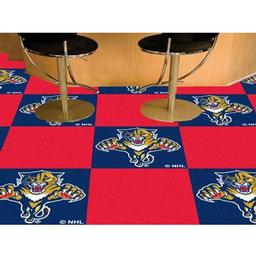 Click here to learn more about the Florida Panthers Team Carpet Tiles.