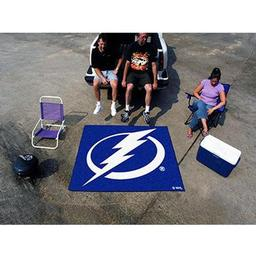 Click here to learn more about the Tampa Bay Lightning Tailgater Rug 5''x6''.