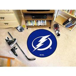 Click here to learn more about the Tampa Bay Lightning Puck Mat.