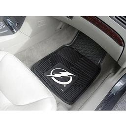 Click here to learn more about the Tampa Bay Lightning 2-pc Vinyl Car Mat Set.
