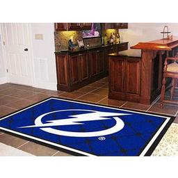 Click here to learn more about the Tampa Bay Lightning Rug 5''x8''.