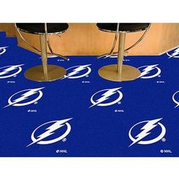 Click here to learn more about the Tampa Bay Lightning Team Carpet Tiles.