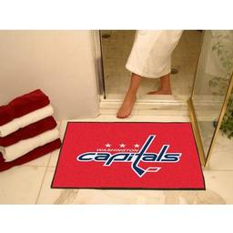 "Click here to learn more about the Washington Capitals All-Star Mat 33.75""x42.5""."