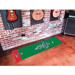 Click here to learn more about the Washington Capitals Putting Green Mat.