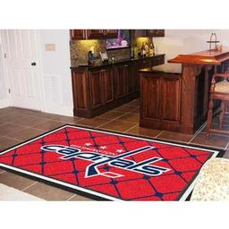 Click here to learn more about the Washington Capitals Rug 5''x8''.