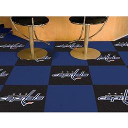Click here to learn more about the Washington Capitals Team Carpet Tiles.