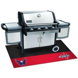 "Click here to learn more about the Washington Capitals Grill Mat 26""x42""."