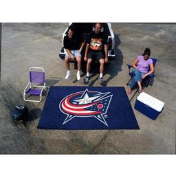 Click here to learn more about the Columbus Blue Jackets Ulti-Mat 5''x8''.